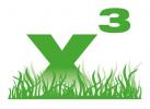 X³, Wachstum, Entwicklung, Gras, Wiese, Garten