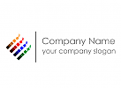 Rechtecke, Pixel, Coaching, Consulting, Beratung, IT Logo