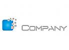 Viele Rechtecke Logo