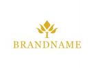 Abstrakte Blume Logo
