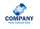 Zeichen, Signet, Logo, Globus, Welt