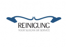 Reinigungs Logo - Staubsauger