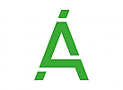 Zeichen, Zeichnung, Initial, Stilisiert, Buchstabe, A, Logo