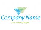 Zwei Diamanten Logo