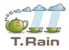 Merkf�higes Logo rund um Teehandel oder -genuss