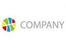 Stilisierter Kreis Logo