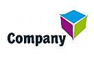 Zeichen, Signet, Logo, Logistik Logo