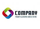 Zeichen, Signet, Logo, Network, Consulting