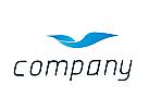 Zeichen, Signet, Logo, Seevogel