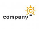 Zeichen, Signet, Logo, Glühbirne