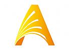 Zeichen, Signet, Logo, Buchstabe A