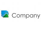 Zwei Wellen Logo