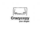 Druckerei und Copyshop Logo