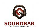 Soundbar, Musik, Headset, DJ, Logo