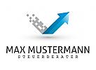 Steuerberater Pfeil Logo