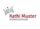 Logo mit einer Krone