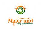 Maler Reinigung Logo