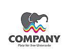 Logo Color Elefant