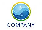 Wasser Luft Logo