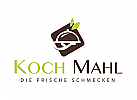 Restaurant Koch Mahl Frische Logo