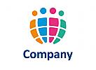 Weltweite Kommunikation Logo
