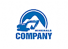 Minerals Company Logo Bau