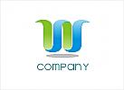 Buchstabe W-Logo