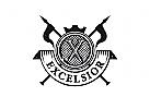 X Wappen Logo