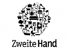 "Shopping Logo - Second Hand ""Zweite Hand"""