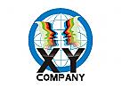 Fremdsprachen Logo