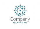 Zeichen, Signet, Logo, Netzwerk, Community