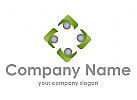 Zeichen, Zeichnung, Team, Logo, IT, Dienstleistungen