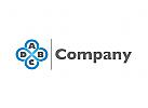 Zeichen, Signet, Logo, Geschäftspartner, Endlosschleife