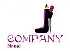High Heel Logo