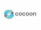 Zeichen, Signet, Logo, Cocooning, Wellness