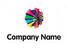 Colorful Logo