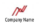 Abstraktes Logo