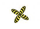 X Bee Logo