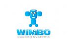 Wimbo- Ice Mascot