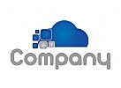 Wolke, Cloud Logo