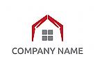 Immobilien, Bau, Dachdecker, Hände, Sicherheit