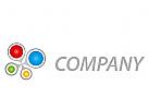 Vier Kreise Logo