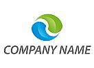 Zwei Tropfen Logo