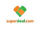 Angebot, Vertrag, Arbeit, Handhabung, Hand, Verkauf, Ankauf, Tausch, Tauschhandel