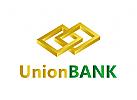 Gold, Bank, Geld, Link, 3D