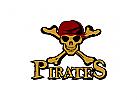 pirat, schädel, knochen,Tätowierung, Film, Musik, T-Shirts,pirates