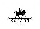 Knight, Investitionen, Pferd, Mut, Investitionen, Finanzen