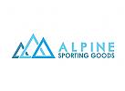Sportartikel, Wandern, Alpen, Berge, Bergsteigen, Natur