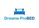 Möbel, Bett, Kissen, Träume