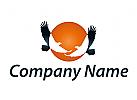 Ökologie, Zwei Vögel Logo